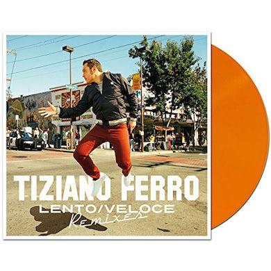 Ferro Tiziano LENTO / VELOCE RMX Vinyl Record