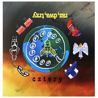 Raz Dwa Trzy CZTERY Vinyl Record