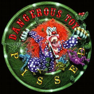 Dangerous Toys PISSED Vinyl Record