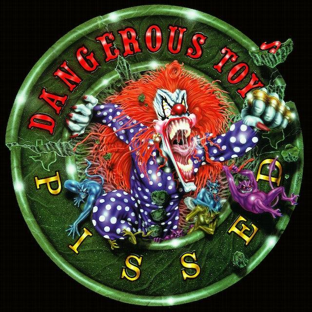 Dangerous Toys PISSED (PICTURE DISC VINYL) Vinyl Record