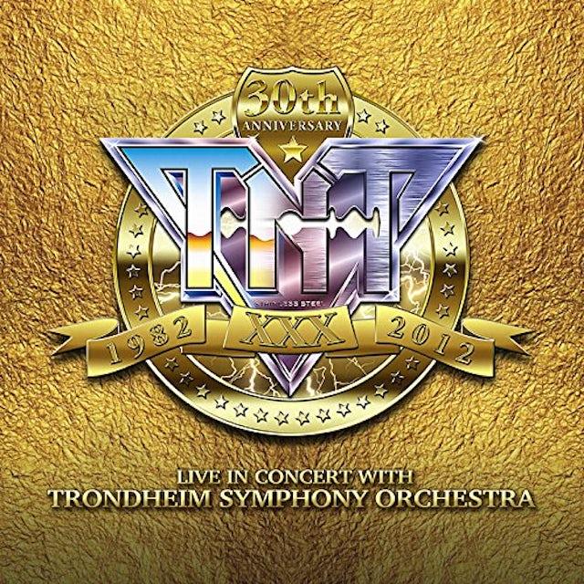 Tnt 30TH ANNIVERSARY 1982-2012 LIVE IN CONCERT Vinyl Record