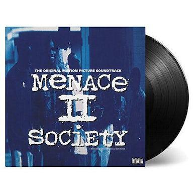 Menace Ii Society Original Soundtrack Vinyl Record
