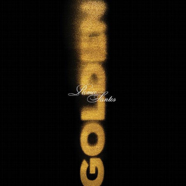 Romeo Santos GOLDEN CD