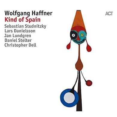 Wolfgang Haffner KIND OF SPAIN CD