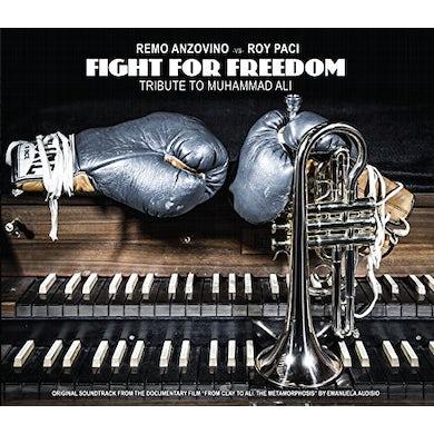 Remo Anzovino / Roy Paci FIGHT FOR FREEDOM: TRIBUTE TO MUHAMMAD ALI Vinyl Record