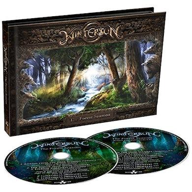 Wintersun FOREST SEASONS CD