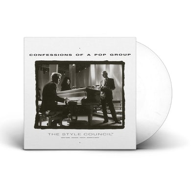Style Council CONFESSIONS OF A POP GROUP (COLORED VINYL) Vinyl Record