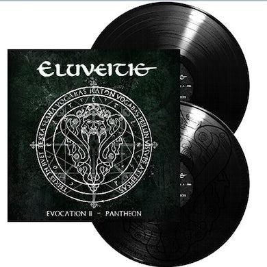 Eluveitie EVOCATION II: PANTHEON Vinyl Record