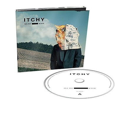 Itchy ALL WE KNOW Vinyl Record