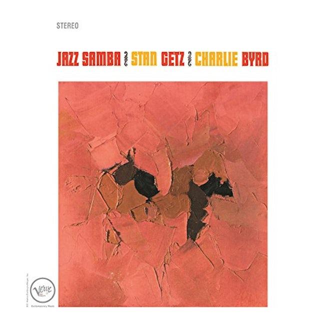 Stan Getz / Charlie Byrd JAZZ SAMBA / BIG BAND BOSSA NOVA + 1 BONUS TRACK CD