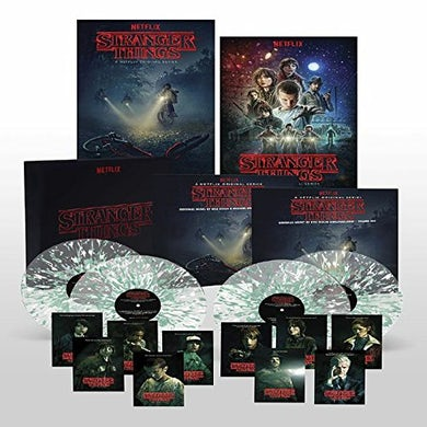 Kyle Dixon STRANGER THINGS: SEASON 1 / O.S.T. Vinyl Record