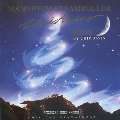 Mannheim Steamroller CHRISTMAS SONG Vinyl Record