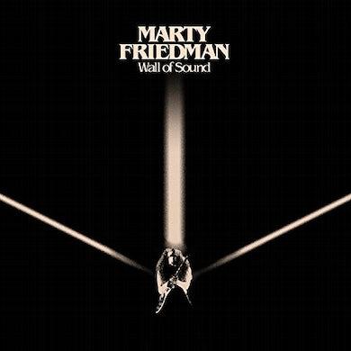 Marty Friedman WALL OF SOUND Vinyl Record