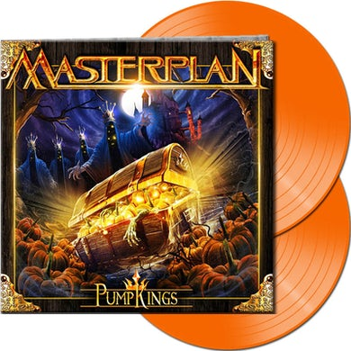 Masterplan PUMPKINGS Vinyl Record