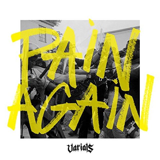 Varials PAIN AGAIN CD