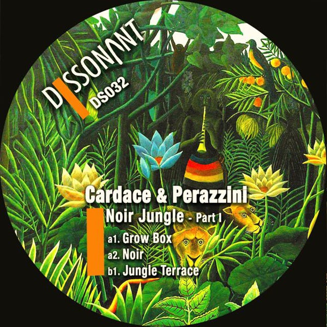 Cardace & Perazzini NOIR JUNGLE - PART I Vinyl Record