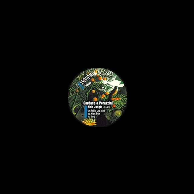 Cardace & Perazzini NOIR JUNGLE - PART II Vinyl Record