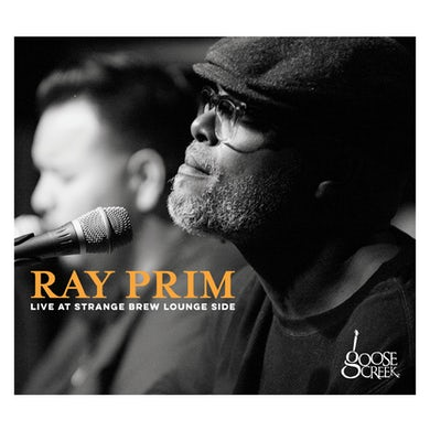 Ray Prim LIVE AT STRANGE BREW LOUNGE SIDE CD