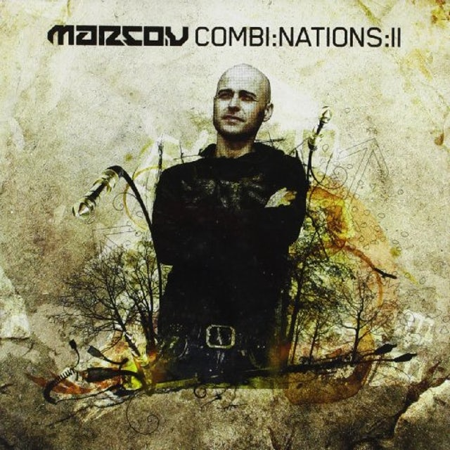Marco V COMBI : NATIONS : II CD