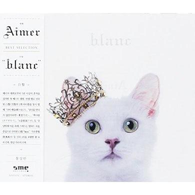 Aimer BEST SELECTION BLANC CD