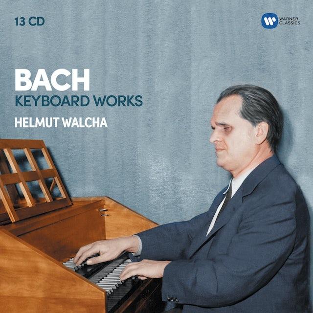 Helmut Walcha BACH: KEYBOARD WORKS CD
