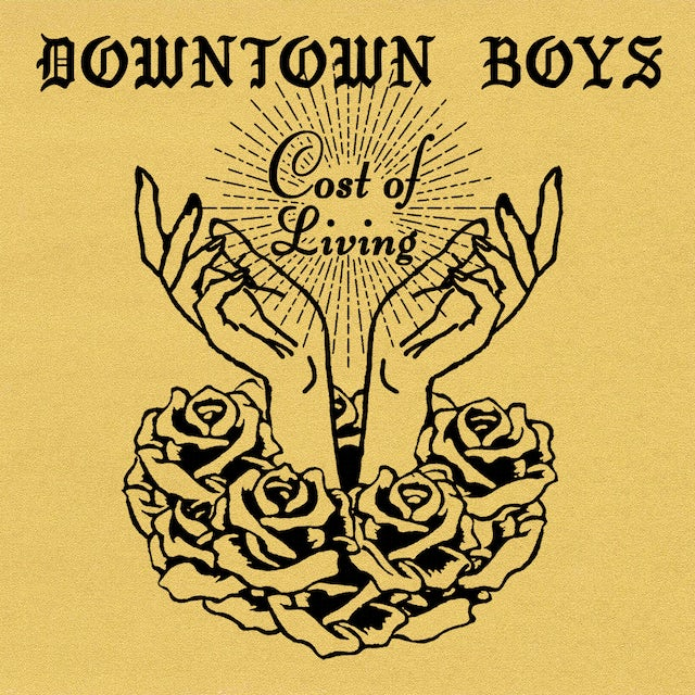 DOWNTOWN BOYS COST OF LIVING CD