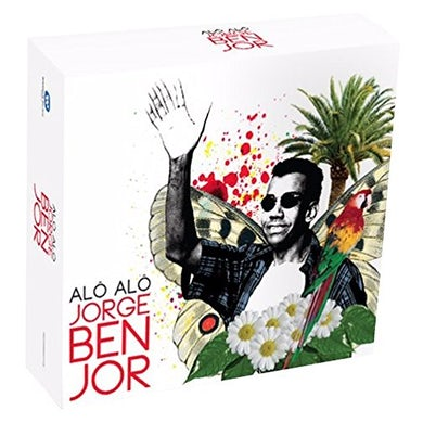 Jorge Benjor ALO ALO CD