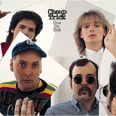 Cheap Trick ONE ON ONE CD