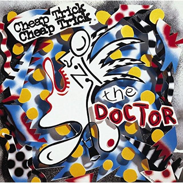 Cheap Trick DOCTOR CD