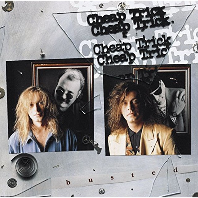 Cheap Trick BUSTED CD