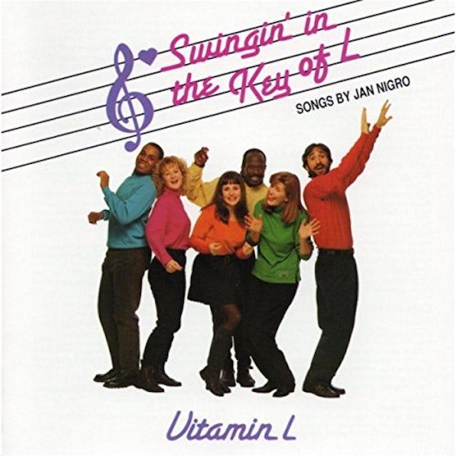 Vitamin L SWINGIN IN THE KEY OF L CD