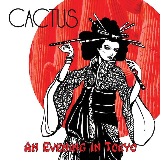 Cactus AN EVENING IN TOKYO CD