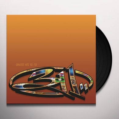 311 GREATEST HITS 93-03 Vinyl Record