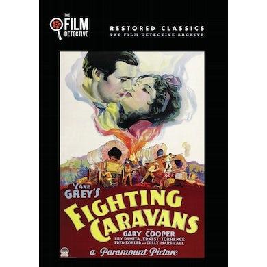 FIGHTING CARAVANS DVD