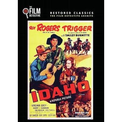 IDAHO DVD