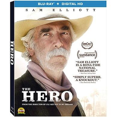 HERO Blu-ray