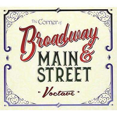 Voctave CORNER OF BROADWAY & MAIN STREET CD