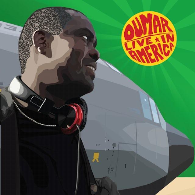 Oumar Konate LIVE IN AMERICA CD