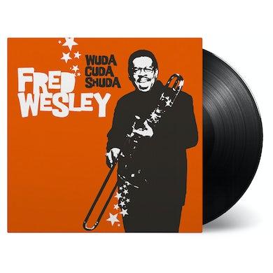 Fred Wesley WUCA CUDA SHUDA Vinyl Record