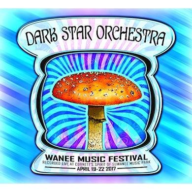 Dark Star Orchestra LIVE AT WANEE 2017 CD
