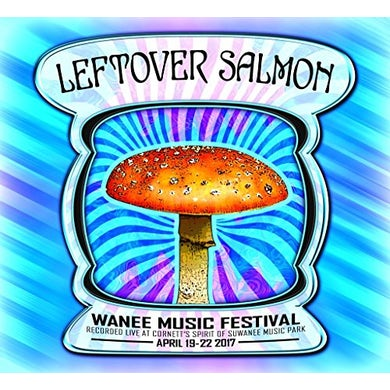 Leftover Salmon LIVE AT WANEE 2017 CD