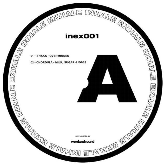 Inex Ep01 / Various Vinyl Record