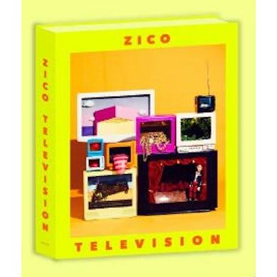 ZICO TELEVISION CD