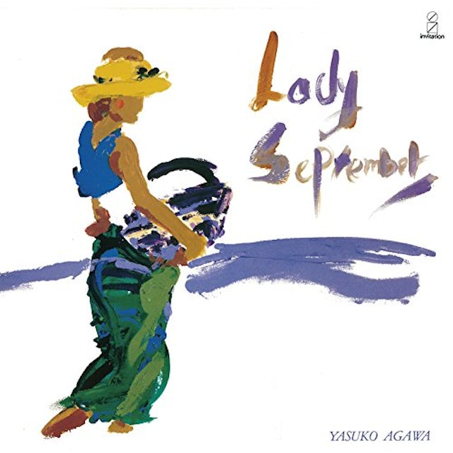 Yasuko Agawa LADY SEPTEMBER CD