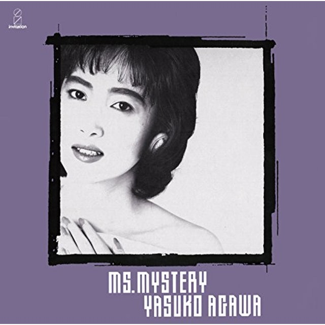 Yasuko Agawa MS MYSTERY CD