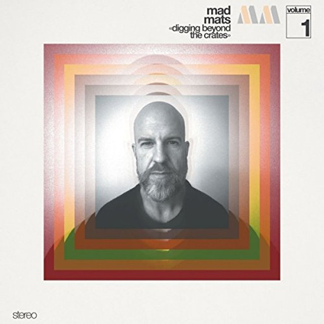 Mad Mats DIGGING BEYOND THE CRATES Vinyl Record