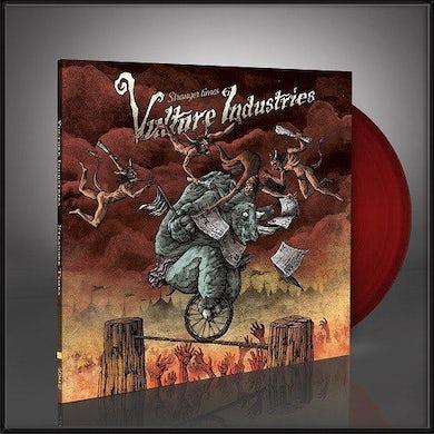 Vulture Industries STRANGER TIMES Vinyl Record