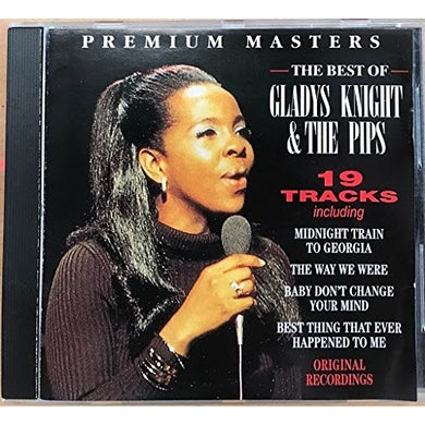 PLAYLIST: VERY BEST OF GLADYS KNIGHT & THE PIPS CD