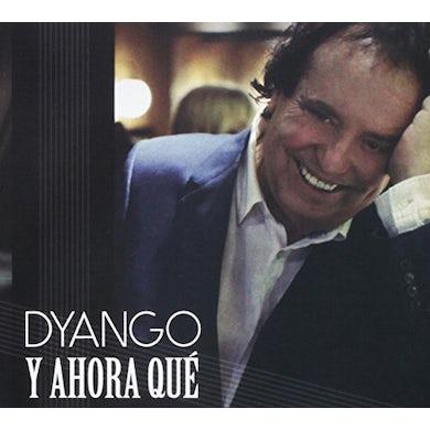 Dyango Y AHORA QUE CD