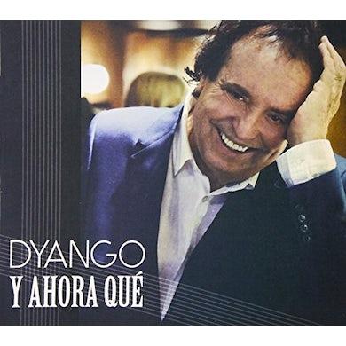 Dyango Y AHORA QUE (CD/DVD) CD